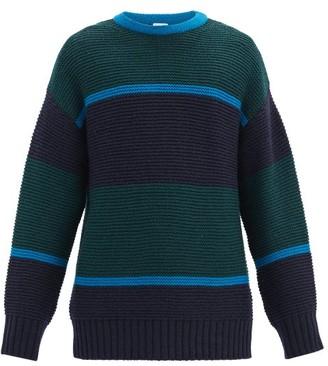 Paul Smith Striped Wool Sweater - Navy Multi