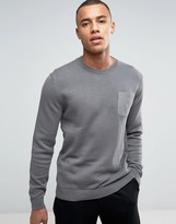 Esprit Crew Neck Knit with Pocket