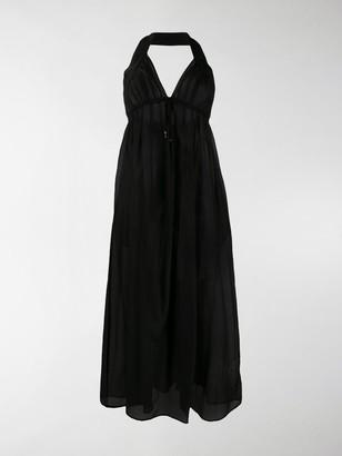 Stella McCartney Long Transparent Dress
