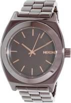 Nixon Women's Time Teller A2501192 Stainless-Steel Quartz Watch