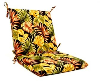High Back Outdoor Chair Cushions Shopstyle Canada