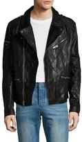 Rogue Asymmetrical Biker Jacket