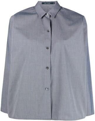 Sofie D'hoore Straight-Cut Long-Sleeve Shirt