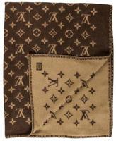 Louis Vuitton Cashmere Throw Blanket w/ Tags