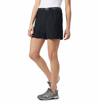 Columbia Women's Sandy River Cargo Short Breathable UPF 30 Sun Protection