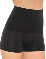 Black Smooth & Slimming High-Waist Shaper Shorts