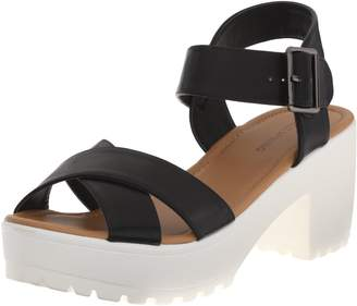 Call it SPRING Women's UNIGODIEN Platform Sandal