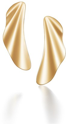 Tiffany & Co. Elsa Peretti High Tide earrings in 18k gold, small