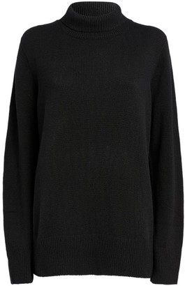 The Row Wool-Cashmere Milina Sweater