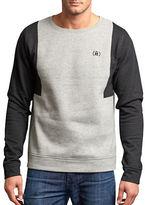 Spenglish Long Sleeve Colorblock Sweatshirt