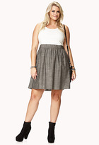 Forever 21 Forever Cool Combo Dress