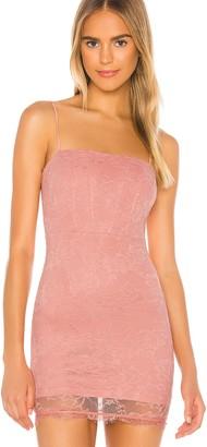 superdown Vivian Lace Dress