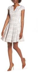 Julia Jordan Cutout Lace Dress