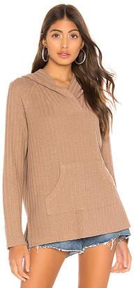 Bobi Topanga Sweater Knit Hoodie