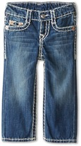 True Religion Ricky Straight Fit Natural Super T in Altitude Boy's Jeans