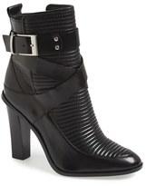 jessica alba  Who made  Jessica Albas leopard print handbag, hat, and black leather boots?