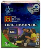 The History Channel Time TroopersTM DVD Game