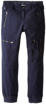Stella McCartney Gus Cargo Pants with Zip Detail Boy's Casual Pants