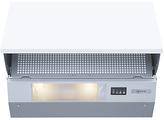 Neff D2654X1GB Integrated Hood, Silver