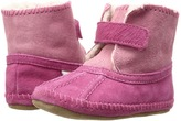 Robeez Galway Cozy Bootie Soft Sole Girls Shoes