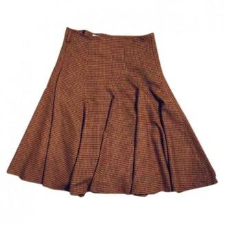 Les Petites \N Orange Skirt for Women