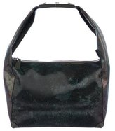 Jean Paul Gaultier Holographic Shoulder Bag