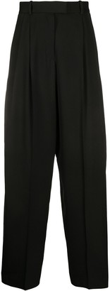 Tom Ford Loose Pleated Tailored Trousers