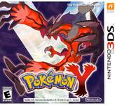 Nintendo Pokemon Y 3DS
