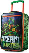 "American Tourister Ninja Turtles 18"" Softside Rolling Suitcase"