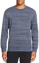 UGG Erik Heathered Stripe Sweatshirt