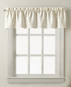 "Chf Lynette 56"" x 14"" Window Valance"