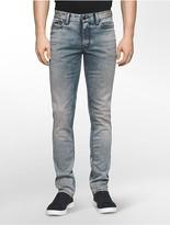 Calvin Klein Slim Straight Leg Brisbane Light Wash Jeans