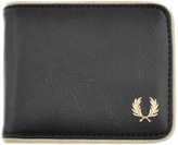 Fred Perry Classic Billford Wallet Black
