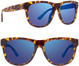 DIFF Milo 48mm Polarized Sunglasses