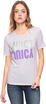 Juicy Couture Juicy Reflection Graphic Tee