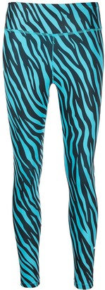 Nike Zebra-Print Leggings