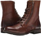 Frye Tyler Double Zip Women's Lace-up Boots