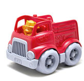 Green Toys NEW Fire Engine with Figure