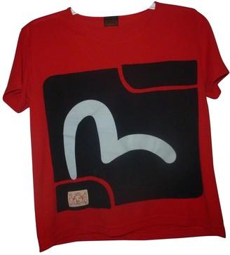 Evisu Red Top for Women