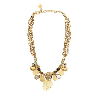 Reminiscence Gold Metal Necklaces