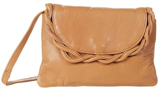 Day & Mood Fiona Crossbody (Camel) Cross Body Handbags