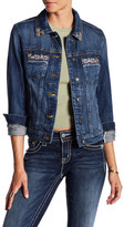 Miss Me Embellished Jean Jacket