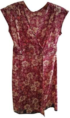 Shyde \N Pink Silk Dress for Women
