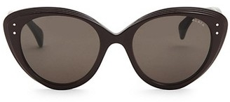Alaia 54MM Cat-Eye Sunglasses