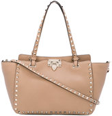 Valentino Garavani Valentino Rockstud tote - women - Leather - One Size