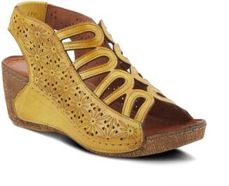 Spring Step Inocencia Wedge Sandal