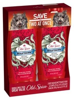 Old Spice Wild Collection Wolfthorn Twin Body Wash - 32 oz