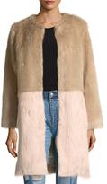 Bonnie & Clyde Classic Plush Faux Fur Coat