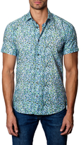 Jared Lang Cotton Printed Sportshirt