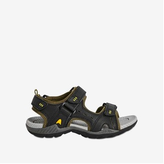 Joe Fresh Kid Boys' Functional Sandals, JF Black (Size 2)